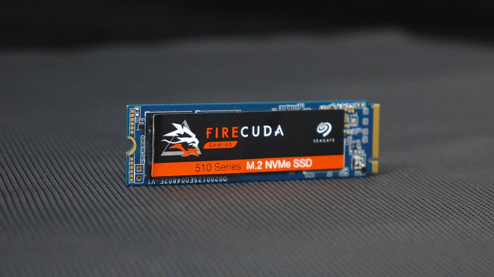 为游戏打造的SSD,用上希捷酷玩固态硬盘干掉进度条