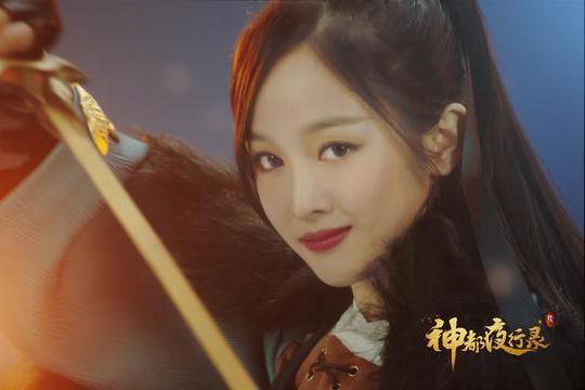 甜美偶像吴宣仪首次尝试古装造型,变身侠女太让人惊喜!