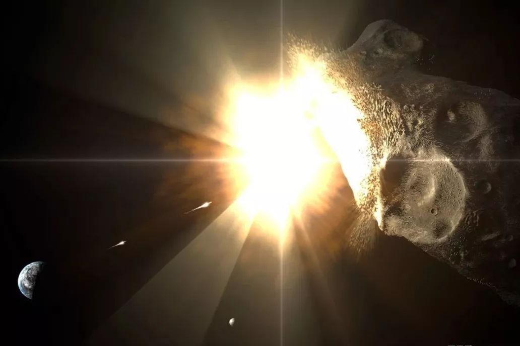 如果小行星,会对地球造成毁灭性撞击,人类应该用核弹去炸吗?