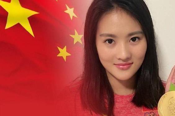 跳水女皇陈若琳,退役后成女神,生活惬意工作仍与跳水有关!