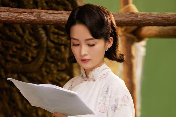 《遇见天坛》李沁版林徽因国民装扮美出新高度,气质太好了!