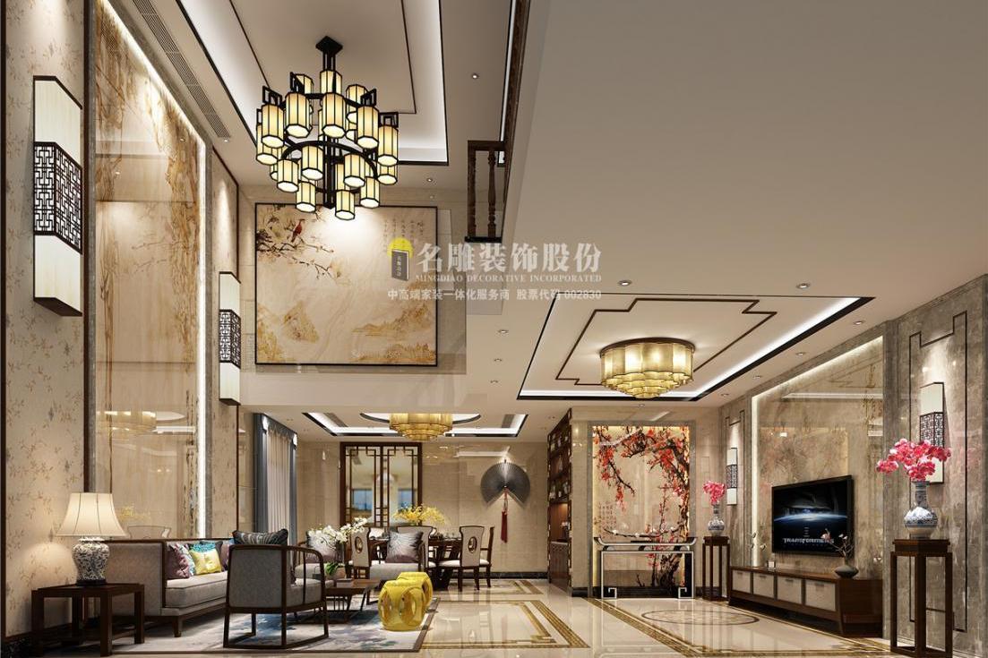 中式家装这么讲究?有关于风格与色彩搭配我来告诉你!