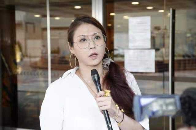 TVB港姐刘绰琪自爆患人格障碍症,与律师楼陷纠纷,终日以泪洗面