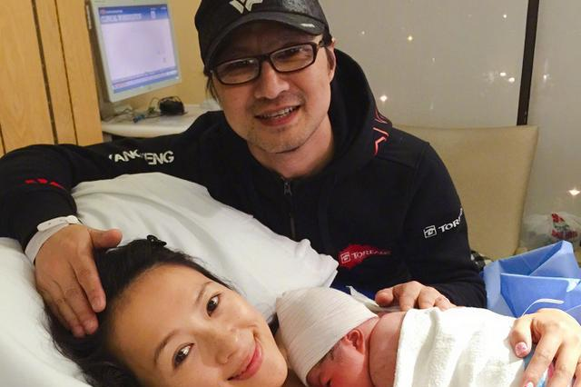 章子怡终于造娃成功了,二胎是个儿子?网友:为了汪峰可真拼啊