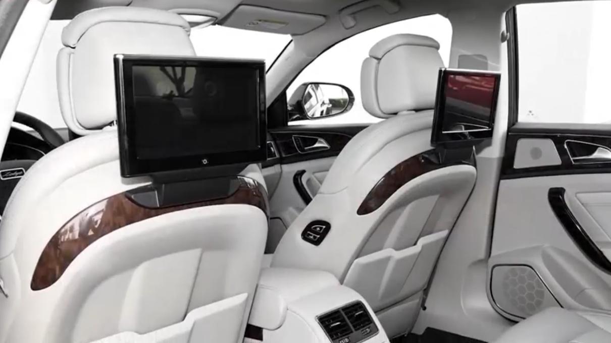 买不起奥迪A6L就看看它,车长5米比迈腾都大,仅9万块配电吸门
