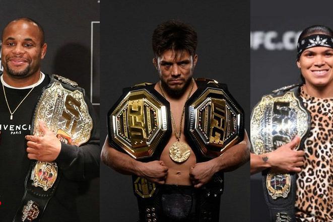 科米尔、赛胡多、努涅斯、阿迪萨亚被ESPY提名最佳MMA运动员