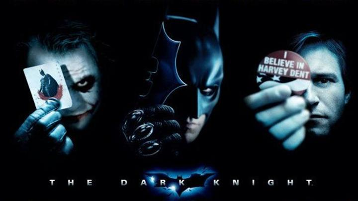 5分钟看完《蝙蝠侠前传2:黑暗骑士》这部经典的超级英雄电影!