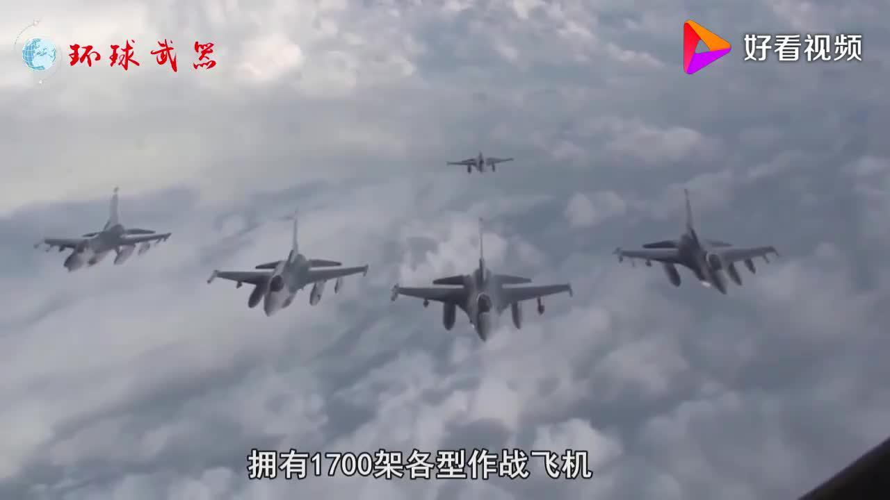 美军抛出巨额订单,升级372架F-16战机,战斗机将反超歼10C