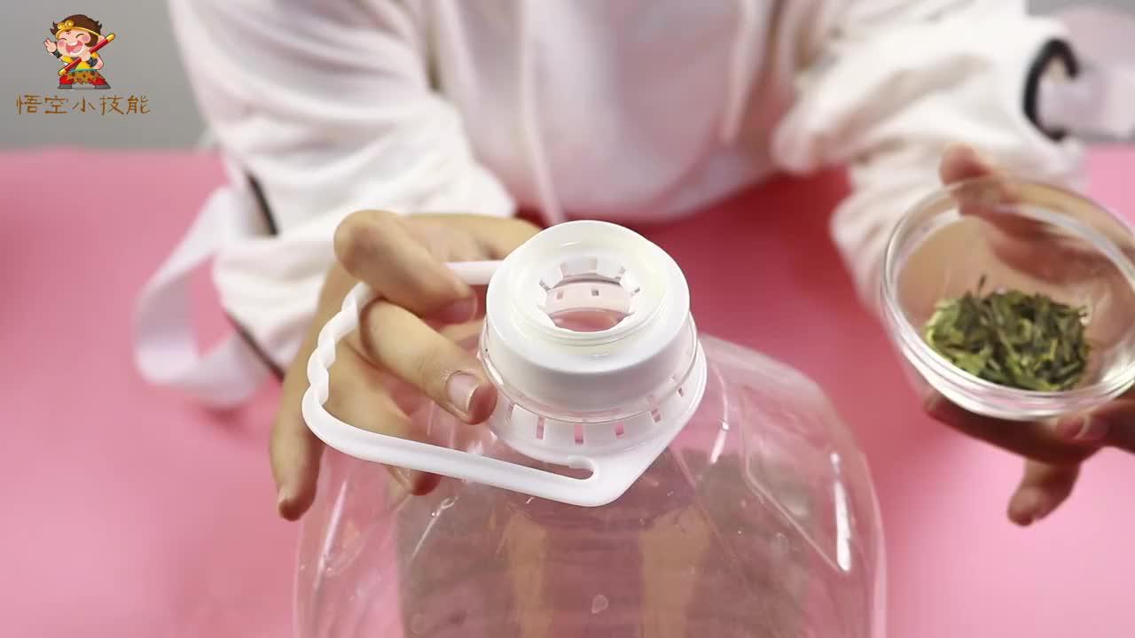 空油桶清洗太费劲教你简单方法摇一摇瞬间就干净简单还实用