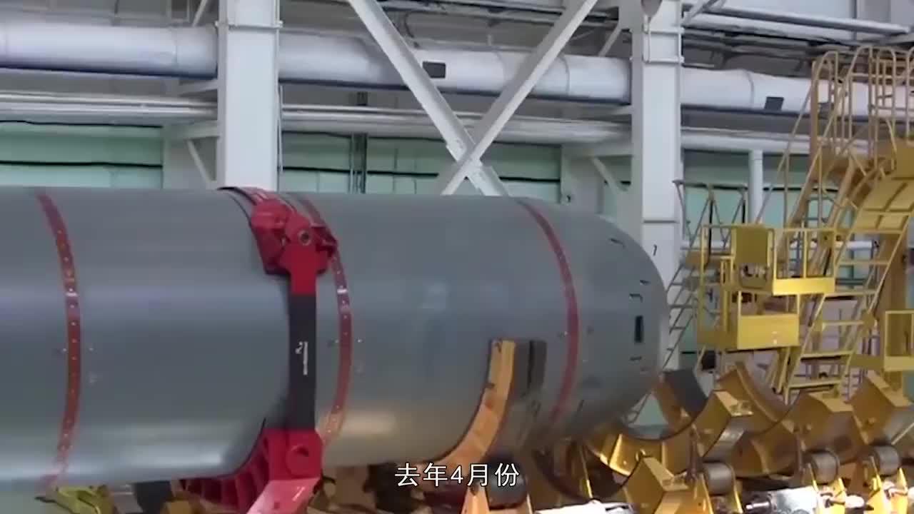 俄军新型核潜艇即将服役功能很特别美媒这是末日武器