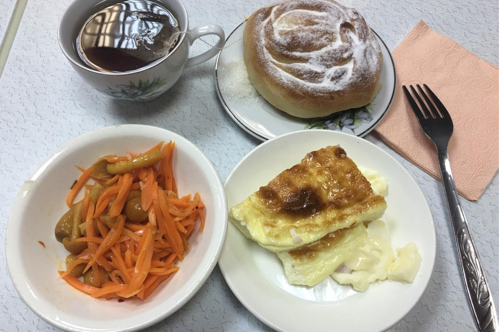 留学生在俄罗斯如何解决吃喝问题?