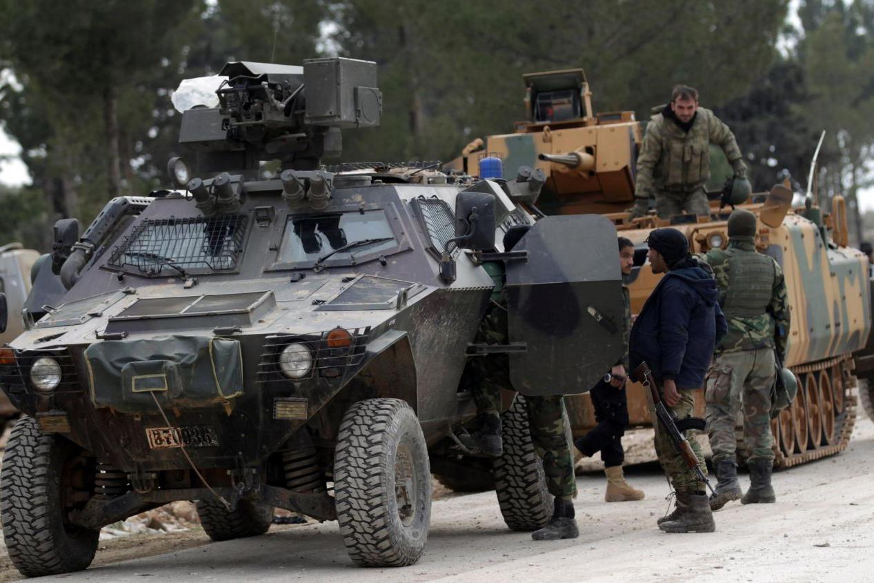 叙俄大军合围2万叛军!阿萨德下令:斩草除根,一个也不能放过