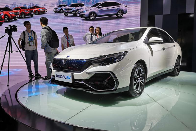 重庆车展东风启辰再亮相新能源,启辰D60 EV有哪些看点?