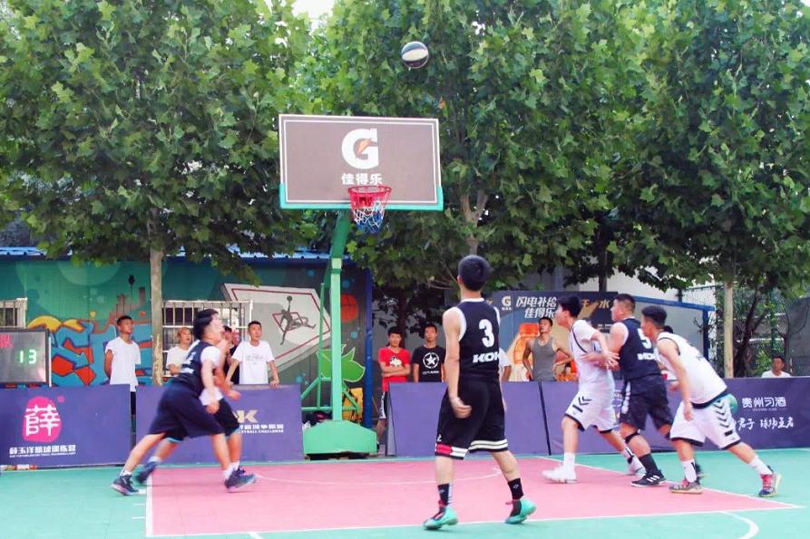 贵州习酒携手KOK万王之王世界篮球争霸赛与您共享激情夏日