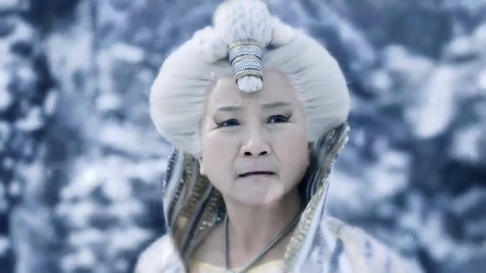 幻城:封天来到炼泅岛上,为了救卡索,婆婆成了幻雪神山大祭司!