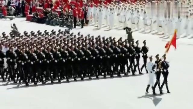 回顾2018年国庆节,盛世大阅兵仪式,伟大的祖国繁荣昌盛