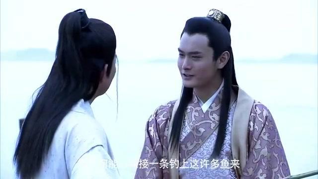 影视:世子拦下将要离开的李时珍,询问他钓鱼的秘诀!