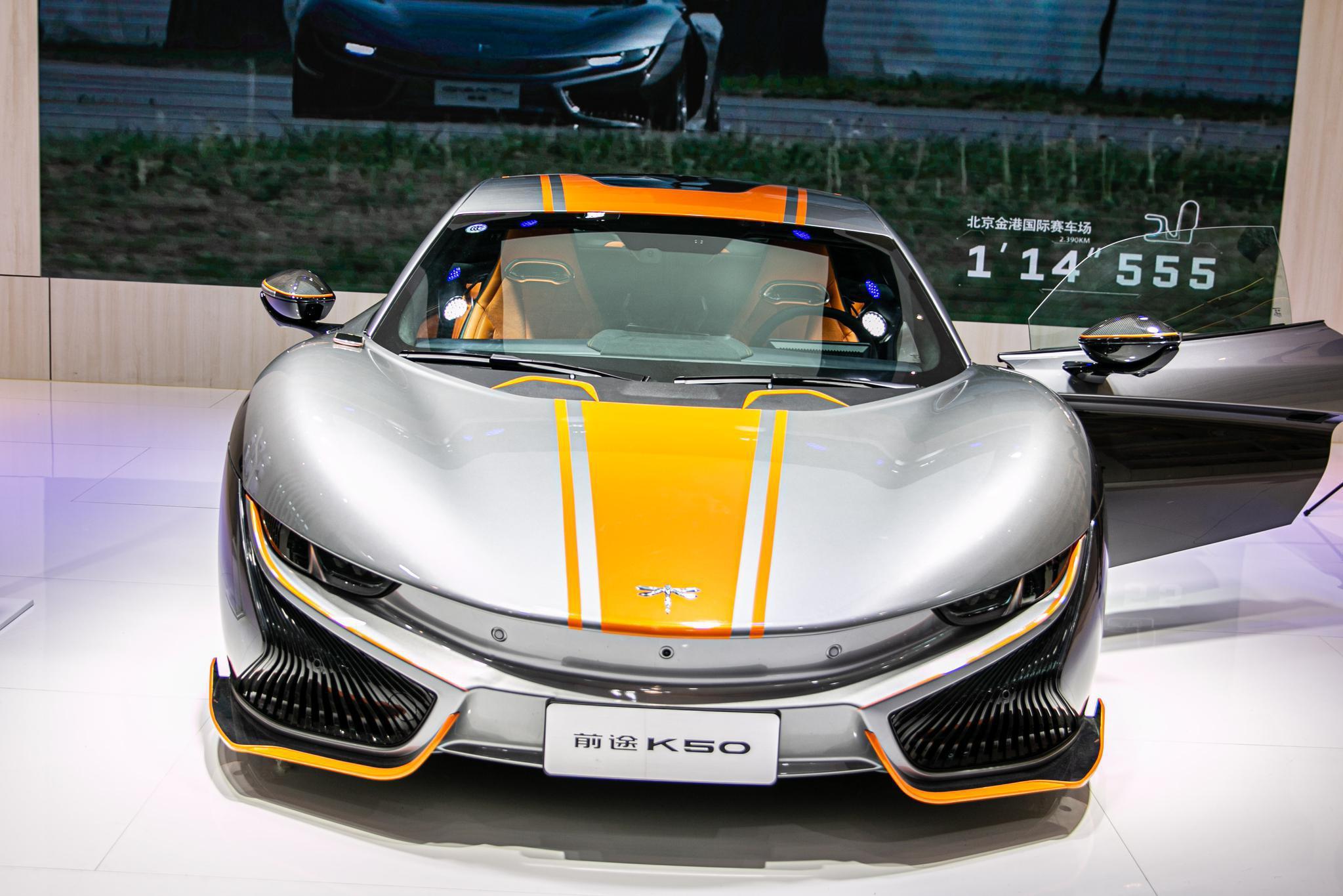 又一款国产装酷神车,网友:外观简直就是百万级别的豪车