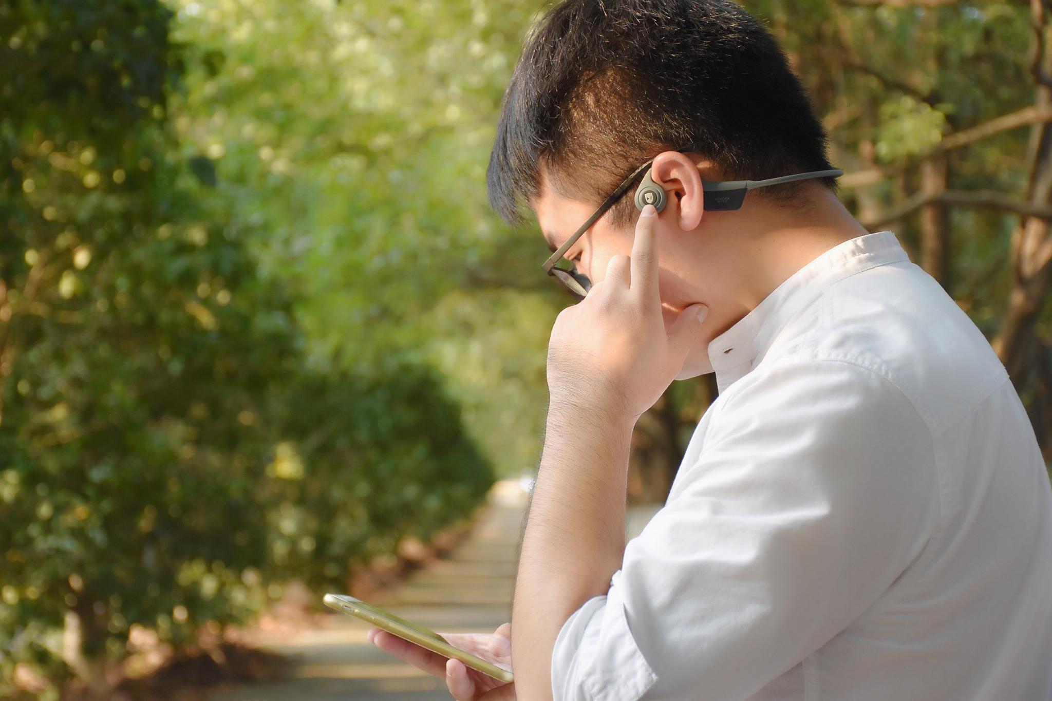 疾风少年,黑科技输出,南卡Runner骨传导蓝牙耳机体验