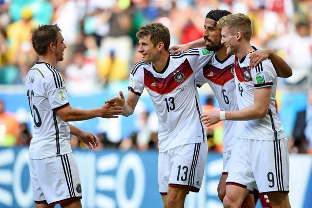 世界杯历史上,锋线整体实力最强的,居然是低调沉闷的德国队