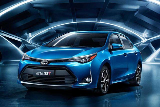 有颜值,更有实力,广汽丰田雷凌诠释高品质座驾