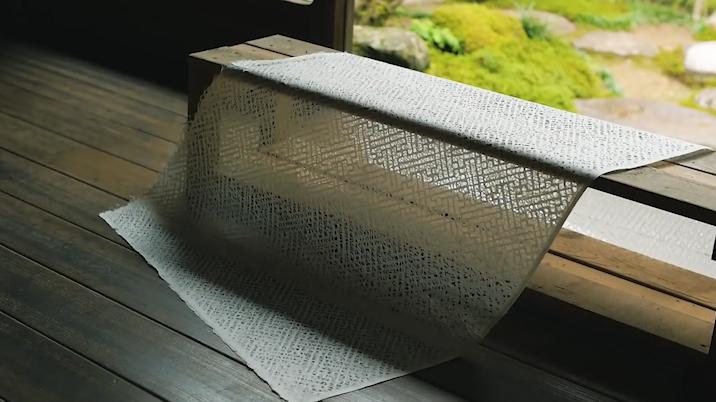 存在800对年历史的黑谷和纸是怎样制造的?近距离体验纸张的魅力