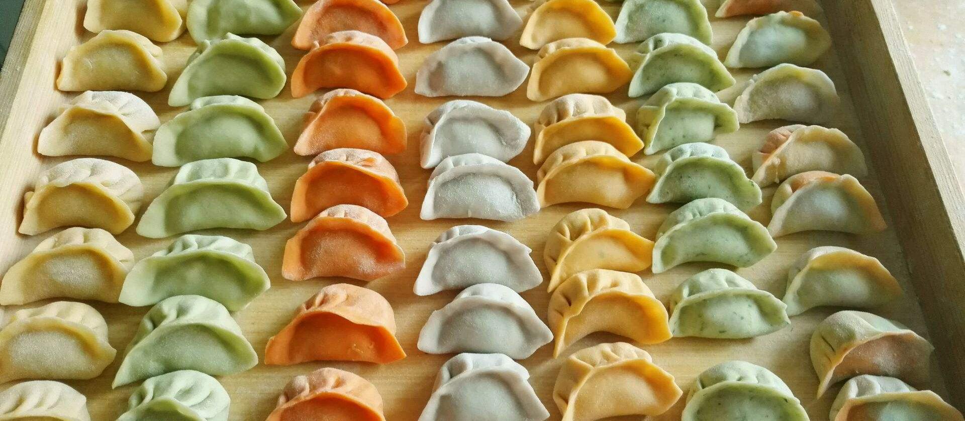 囧哥:世界上包饺子最快的人