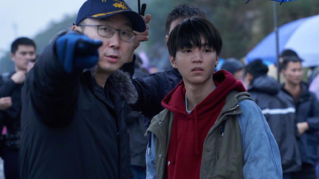 王俊凯出演《749局》陆川导演力挺他有责任演好一个角色