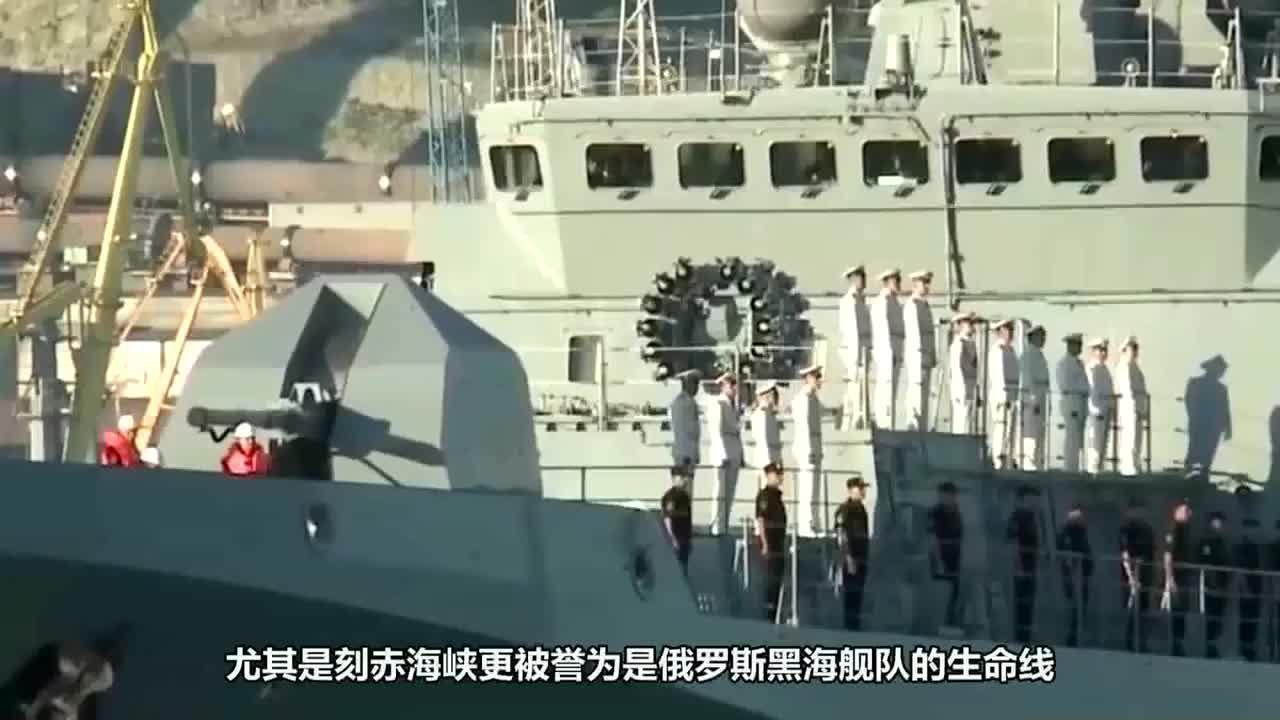 军方禁令正式生效,外舰闯入海峡可直接击沉,美国:破坏航行自由