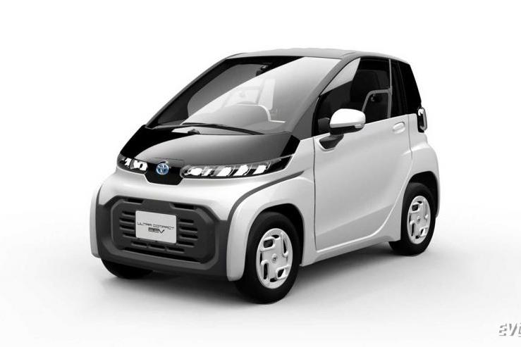 丰田全新微型电动汽车曝光 最快2020年投入生产