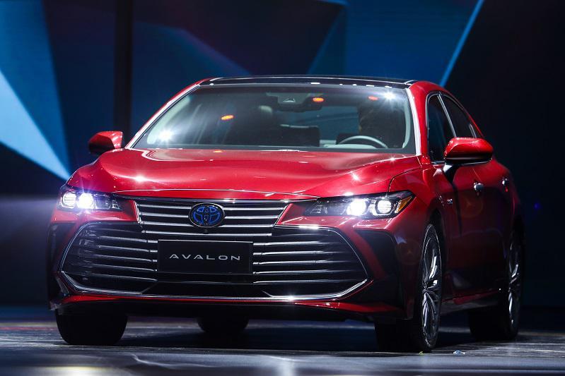 基于TNGA架构打造 一汽丰田全新旗舰轿车亚洲龙售价20.88万元起