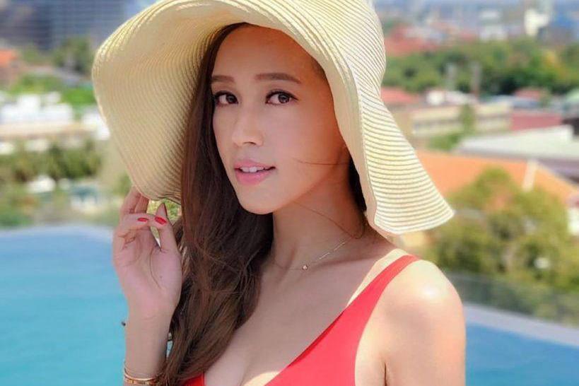 35岁TVB小花不惧疫情性感出镜旅游综艺,曾自制绯闻遭吴卓羲打脸