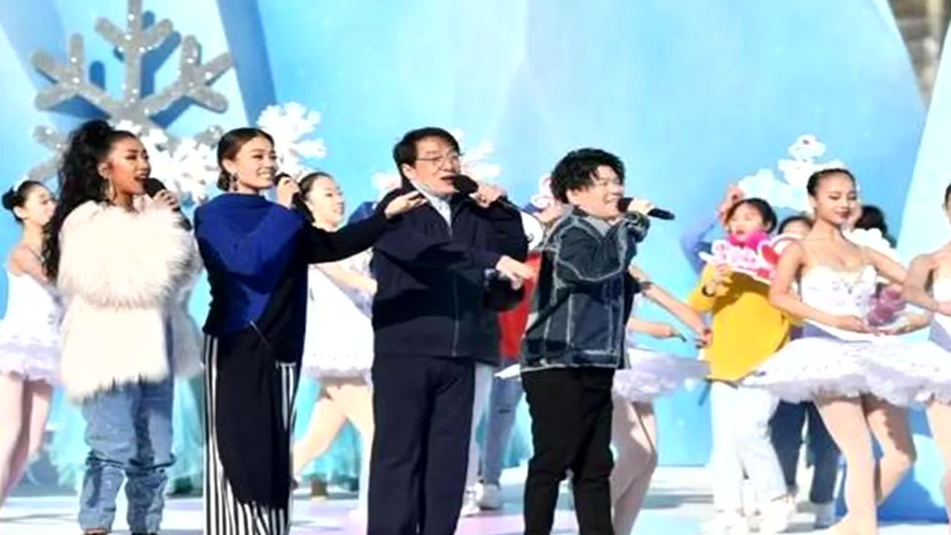 北京冬奥会全球招募赛会志愿者 需要3.9万人持续一年半