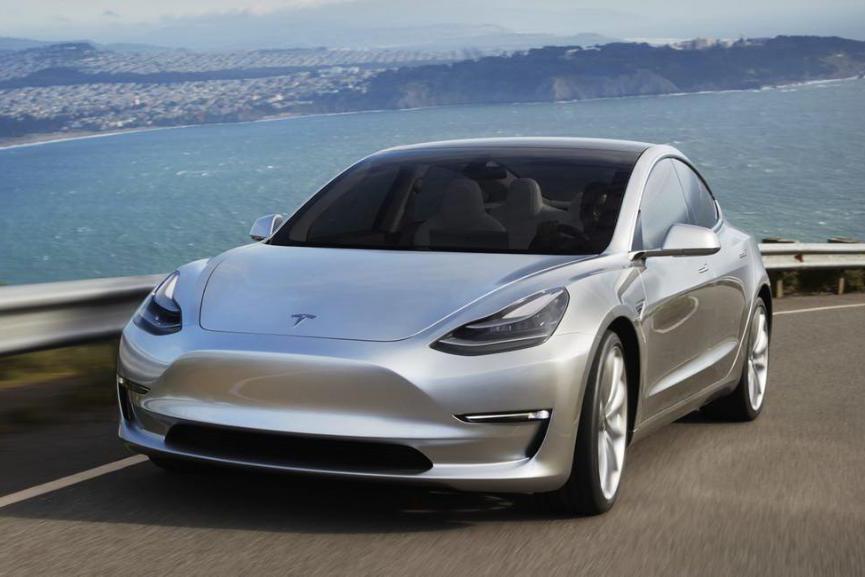 德国新能源销量榜,Model 3夺冠高尔夫第五,奥迪e-Tron上榜