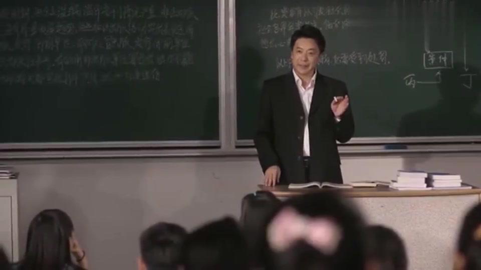 学渣女友上课被老师提问问题,不料笑料百出,丢尽了男朋友的脸