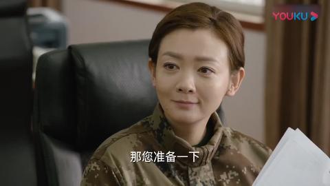 部队举办相亲会,不料女记者看到男友的名字后眼神都能杀人