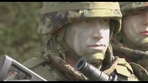 巴尔干半岛之虎的塞尔维亚军队
