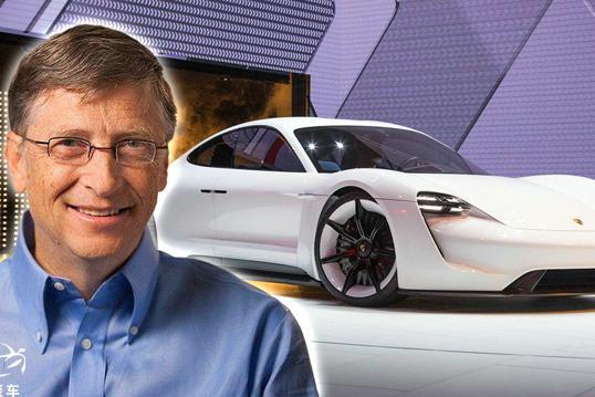 比尔盖茨大赞特斯拉,说特斯拉是领头羊,然而自己却买了这款车