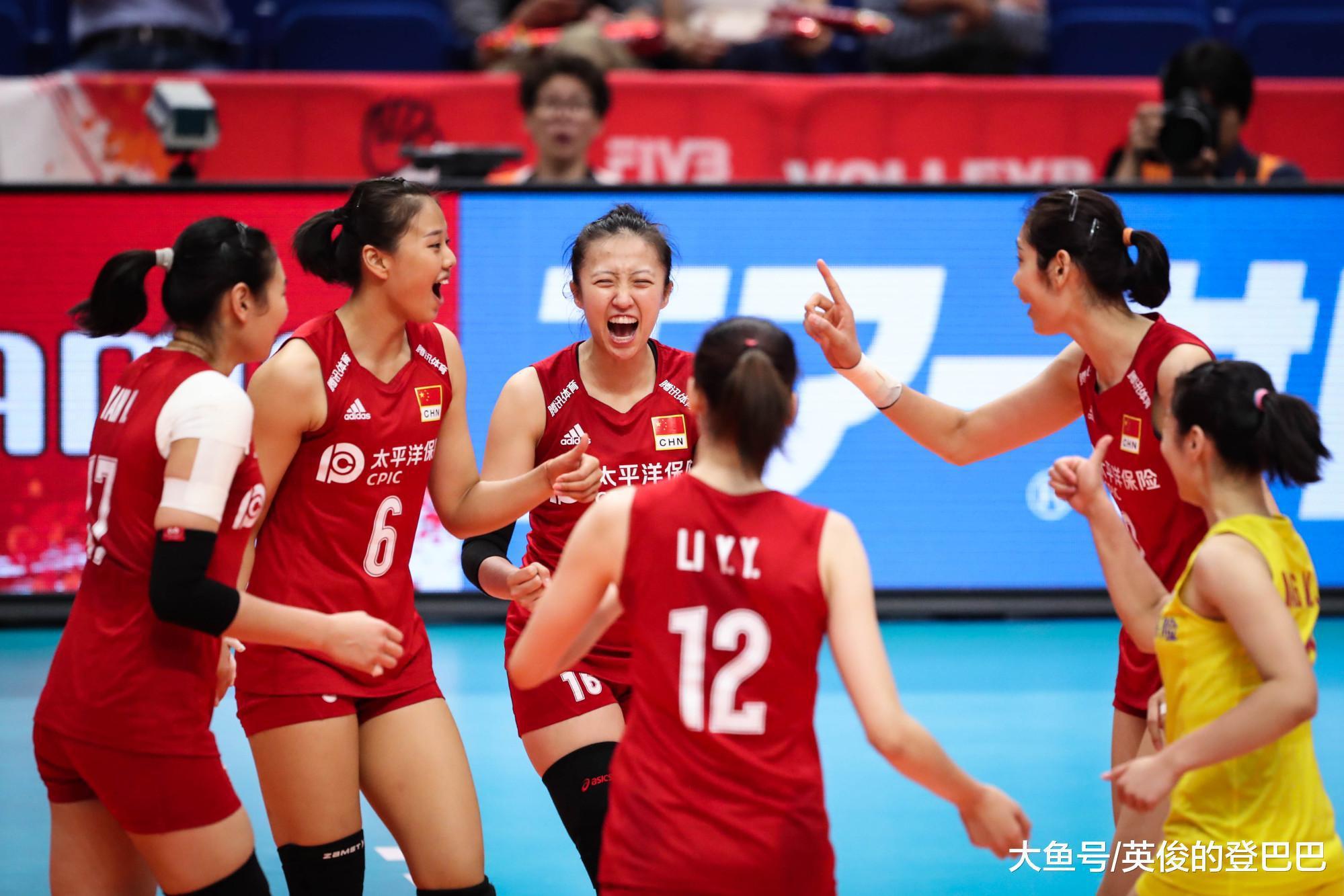 女排世界杯最新积分榜:中国女排3-0,世界第一2连胜,韩国又输了