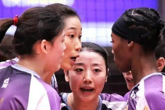 实践证明:天津女排想赢球必须拿下这一人,再重用恐将小组出局