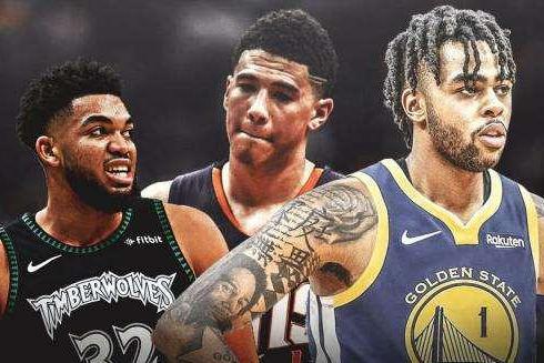 拉塞尔:唐斯和布克我们三人未来会聚在一起,兄弟篮球会成功的