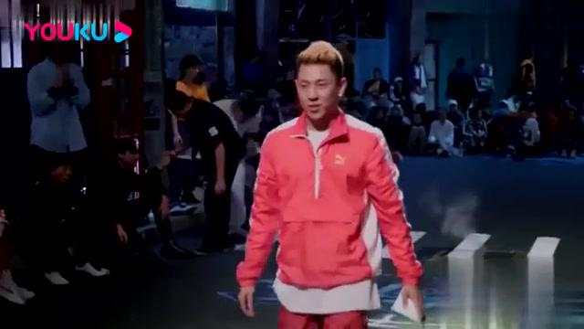 这就是街舞:李琰本想选罗志祥却被韩庚圈粉,上舞台简直就是煎熬