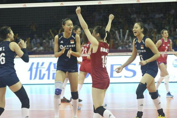 恭喜!中国女排4连冠收获颇丰,一人迈向世界级2大新星持续闪耀