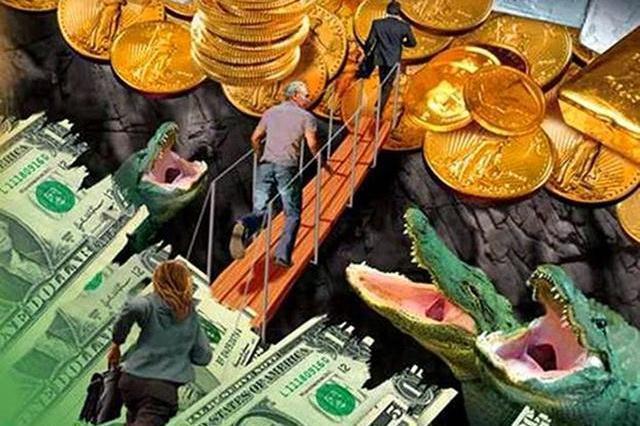 """土耳其从美国运回黄金,""""清仓""""美债,突然成为全球最大黄金买家"""