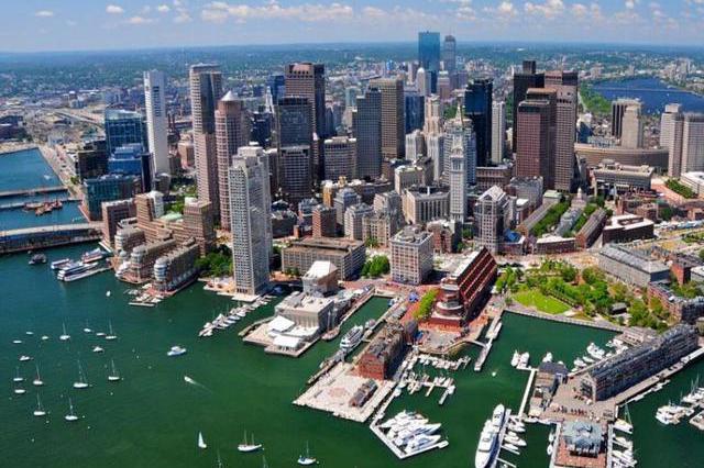 此城是美国最古老的城市,哈佛大学所在地,来看看这城市怎样