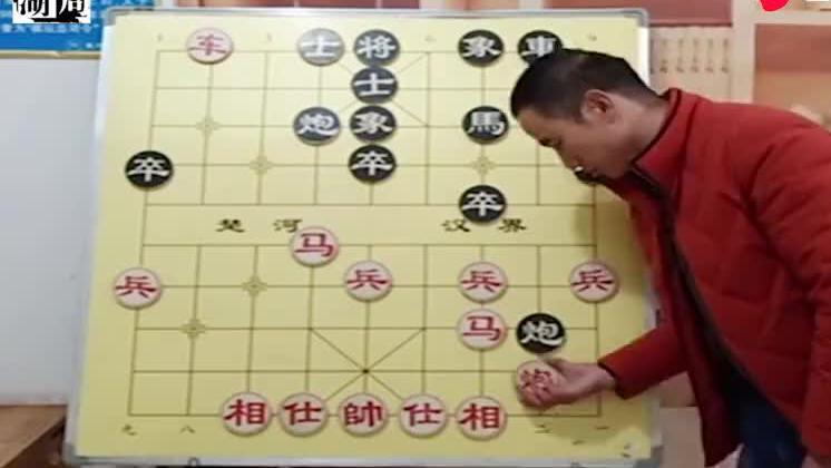 台北棋王走得很猛但是在付光明大师面前还是嫩了点