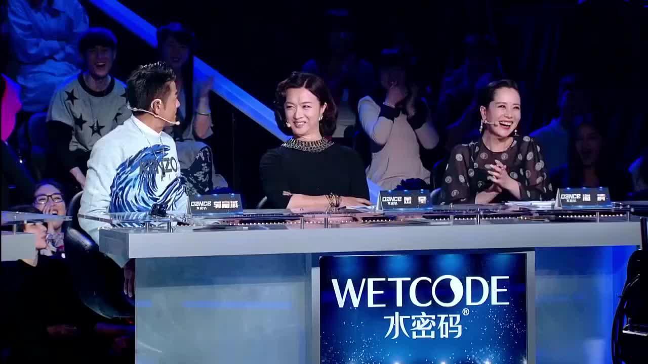 海清曝曾为郭富城伴舞二十年后中国好舞蹈重逢感叹缘分之奇妙