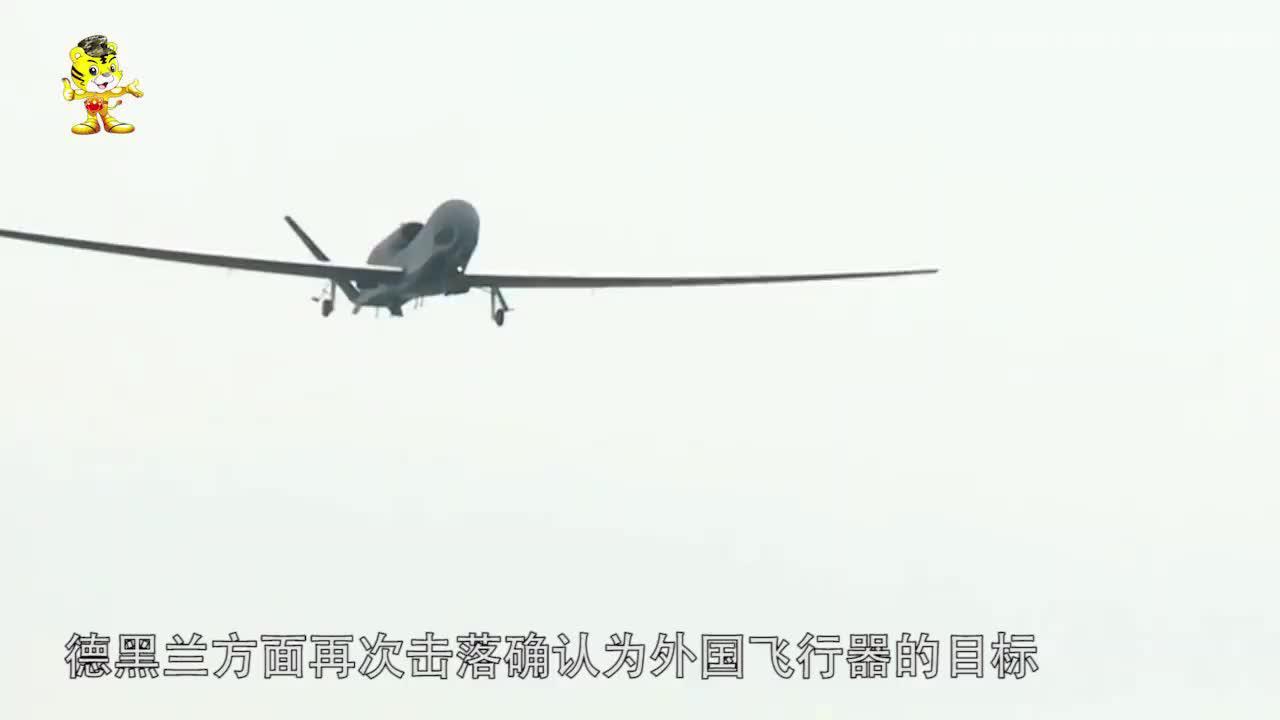 不明军机闯入领空,伊朗国产导弹发射,3秒钟直接被凌空打爆