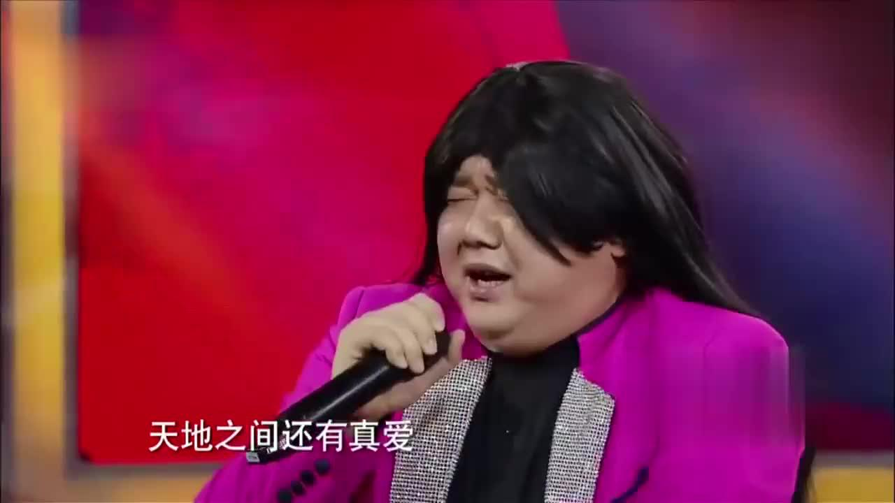 我为喜剧狂模仿刘欢《从头再来》光看背影都让人有想法