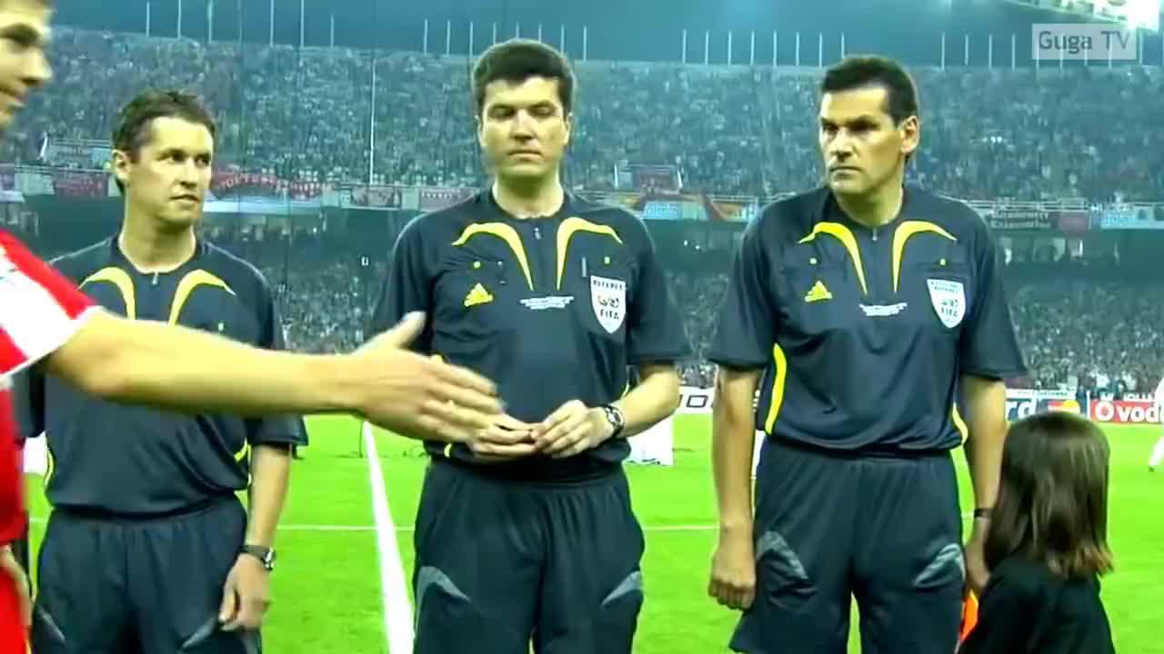 复仇之战07欧冠决赛AC米兰2-1利物浦经典回顾